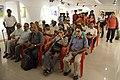 Spectators - Biswatosh Sengupta Solo Exhibition Inauguration - Kolkata 2015-07-28 3186.JPG