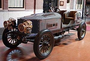 Spyker - Spyker 60 HP (1903)