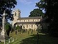 St.Hybald's church, Scawby, Lincs. - geograph.org.uk - 50441.jpg
