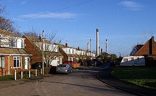 North Killingholme Small village and civil parish in North Lincolnshire, England