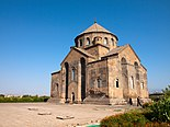 St. Hripsime church in Armenia.jpg