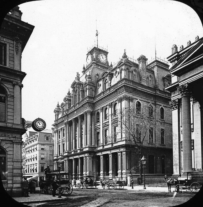 St. James Street, Montreal, c.1895