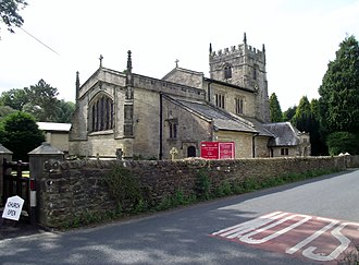 Bentham, North Yorkshire - St John the Baptist church