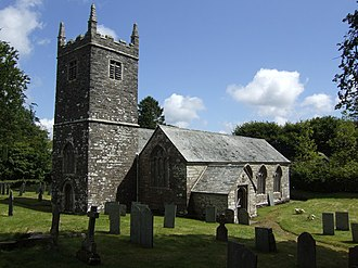 Braddock, Cornwall - St. Mary the Virgin, Braddock
