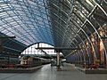 St. Pancras Station - Eurostar platforms - geograph.org.uk - 1546966.jpg