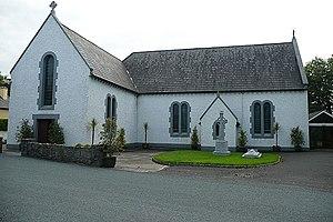 Islandeady - St. Patrick's church, Islandeady