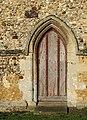 St Andrew's church - the priest door - geograph.org.uk - 1634053.jpg