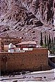 St Catherines monastery Sinai desert. - panoramio.jpg