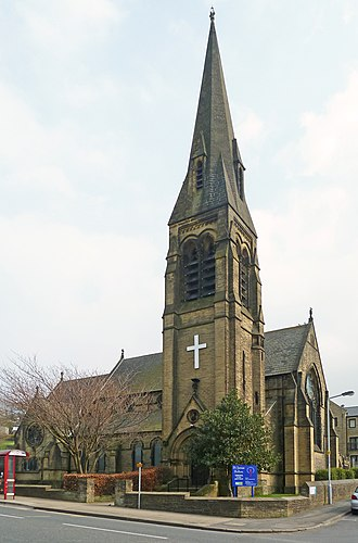 Bolton and Undercliffe - Image: St James, Bolton, Bradford