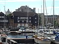 St Katharine Docks, East Basin - geograph.org.uk - 1379574.jpg