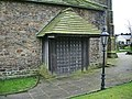 St Mary's and All Saints Parish Church, Whalley, Porch - geograph.org.uk - 705696.jpg