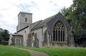 Wallington, Hertfordshire - St Mary, Wallington