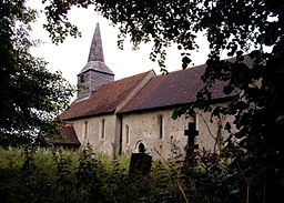 St Mary the Virgin Church, Aythorpe Roding, Essex. - geograph.org.uk - 2013120.jpg