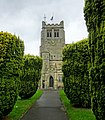 St Matthew's Church A Grade II* in Bwcle - Buckley, Flintshire, Wales 02.jpg