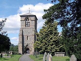 Forden village in the United Kingdom