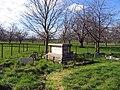 St Nicholas, Rodmersham, Kent - Churchyard - geograph.org.uk - 375166.jpg
