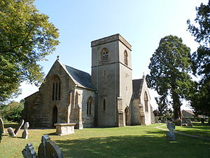 Ilton - Image: St Peter's Church Ilton Somerset