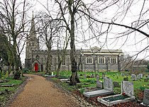 St Peter and St Paul, Chingford - geograph.org.uk - 1770127.jpg