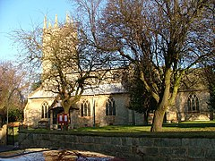 St Peters Church Clayworth Notts - geograph.org.uk - 92797.jpg