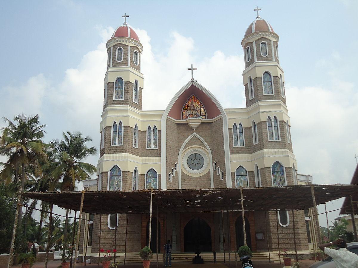 Immaculate Conception Church Manjummel