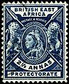 Stamp British East Africa 1896 2.5a.jpg