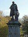 Standbeeld van Simon Stevin (1884), door E.Simones, SimonStevinplein, Brugge.JPG