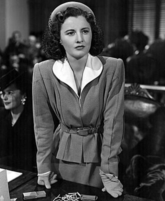 Barbara Stanwyck - In The Gay Sisters (1942)