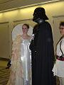 Star Wars Celebration III - Queen Amidala and Darth Vader (4878866354).jpg