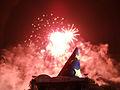 Star Wars Celebration V - Star Wars Symphony in the Stars fireworks spectacular at the Last Tour to Endor (4943671431).jpg