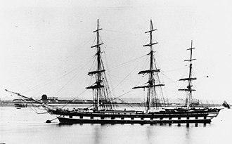 Devitt and Moore - Image: State Lib Qld 1 185991 Parramatta (ship)