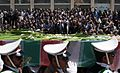 State funeral of 2017 Tehran attacks victims in behind of the Parliament of Iran 2017-06-09 01.jpg