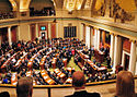 State of the State Address im Jahr 2011 in Minnesota