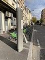 Station Vélib' Métropole Roger Salengro Fontainebleau - Le Kremlin-Bicêtre (FR94) - 2020-10-15 - 3.jpg