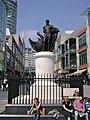 Statue of Nelson, St Martin's Walk, Bullring B5 - geograph.org.uk - 1603775.jpg