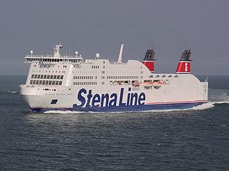 Stena Line - Stena Adventurer