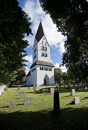 Stenkyrka - Image: Stenkyrka kyrka, Gotland 3