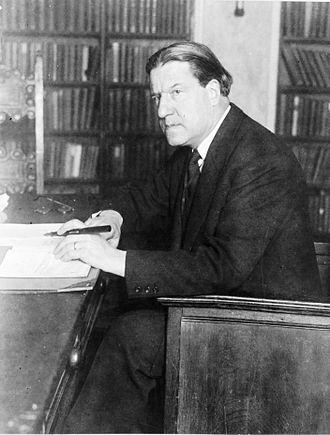 Stephen Samuel Wise - Rabbi Stephen Samuel Wise Library of Congress portrait
