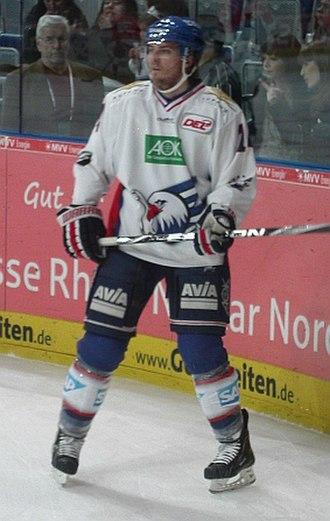 Steve Wagner (ice hockey) - Image: Steve Wagner