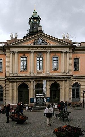 Nobel Museum - Nobel Museum in Stockholm
