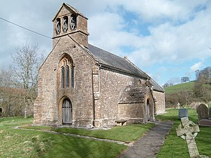 Stocklinch - Image: Stocklinch Church geograph.org.uk 734531