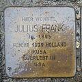 Stolperstein Cloppenburg Garreler Weg 12 Julius Frank.JPG