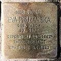 Stolperstein Damaschkestr 23 (Charl) Eva Pruzanska.jpg