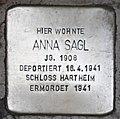 Stolperstein für Anna Sagl (Hallein).jpg
