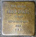 Stolpersteine Krefeld, Hans Daniel (Lindenstraße 9).jpg