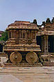 Stone Chariot at the Vitthala Temple in Hampi.jpg