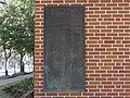Stonewall Camp No 1438 plaque, Gainesville.JPG