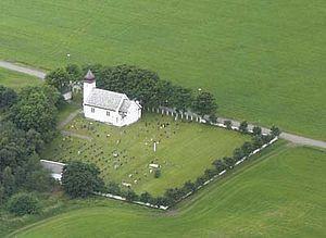 Storfosna Church - Image: Storfosna kirke