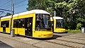 Straßenbahn Berlin 4005-9034 Clara-Jaschke-Straße 170801.jpg