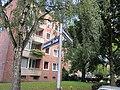 Straßenschild Diedenhofer Straße und Oberschlesische Straße in Hamburg-Dulsberg.jpg