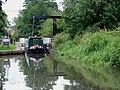 Stratford-upon-Avon Canal at Shirley Drawbridge, Solihull - geograph.org.uk - 1724812.jpg